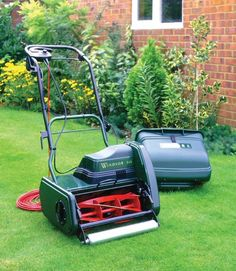 Buy an Atco Lawnmower in Sheffield - not only do #Atco lawnmowers provide a great result on mowing the lawn in your garden, they are robust and reliable too...this historic brand of garden machinery is one to look at if you really enjoy a great looking lawn in your #Sheffield garden. See www.moweroutlet.co.uk/Atco_lawnmowers.html for more details.