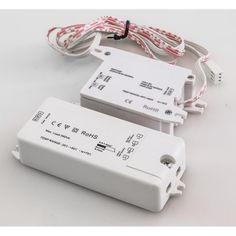 Ultraschall Bewegungsmelder LED 230V