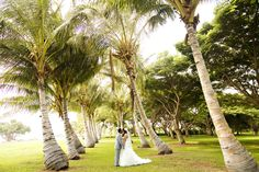 Hawaiian Wedding at Olowalu Plantation House