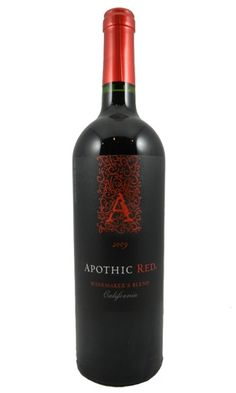 E & J Gallo Apothic Red Blend $9.99 My chef cousin says there's nothing that doesn't pair with this wine!  I believe it, so good!