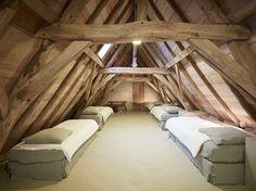 Le dortoir de mes rêves
