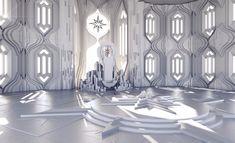 ArtStation Fantasy throne room Angelo Paolo Romito Fantasy concept art Anime art fantasy Fantasy rooms