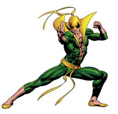 Iron Fist by Mike Deodato Jr Marvel Comic Character, Comic Book Characters, Marvel Characters, Comic Books Art, Comic Art, Book Art, Marvel Villains, Marvel Comics Art, Marvel Vs