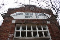 Bird Creek School, Pawhuska, Oklahoma.