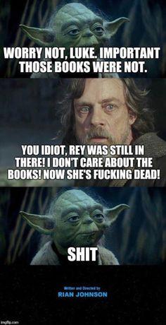 The best Last Jedi Ending