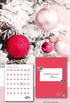 Christmas Planner Free, Holiday Planner, Christmas Labels, Free Christmas Printables, Christmas Gift Guide, Holiday Gifts, Christmas Crafts, Christmas Boxes, Holiday Ideas