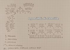 Copertina a uncinetto con punto blocchetti | I gomitoli di Camilla Crochet Angels, Baby Knitting Patterns, T 4, Crochet Baby, Bullet Journal, Camilla, Crocheted Afghans, Crochet For Baby, Baby Layette