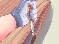 How to Take Apart a Pallet Without Breaking It -- via wikiHow.com