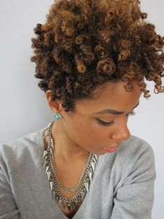 Shaped & Tapered Natural Hair Cuts – The Style News Network Tapered Natural Hair Cut, Tapered Afro, Natural Curls, Tapered Sides, Tapered Haircut, Curly Hair Styles, Natural Hair Styles, Pixie, Twa Hairstyles