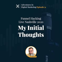 Just got back from my trip to Nashville for Funnel Hacking Live 2020 and I'm back in to the routine of daily life and in this morning's episode, I'm covering my intial thoughts and feelings after having some time to digest and decompress from the trip. 80 20 Principle, Steve J, What I Need, I Cool, Thoughts And Feelings, Tony Robbins, Losing Me, Mind Blown, Good People