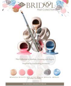 Stunning Glam Nails, Beauty Nails, Bio Sculpture Nails, Mani Pedi, Nail Tech, All The Colors, Product Launch, Nail Art, Evo