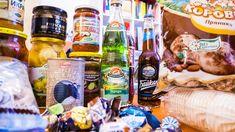 Wiens beste russische und polnische Superm?rkte Water Bottle, Drinks, Caviar, Polish, Vodka, Drinking, Beverages, Water Bottles, Drink