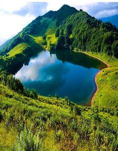 lake dhaya...... medea- algéria....!
