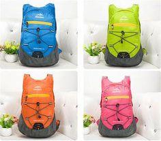Foldable Lightweight Waterproof Backpack