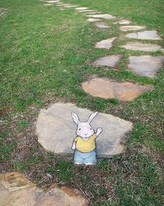 David Zinn in Ann Arbor, Michigan, USA, 2020