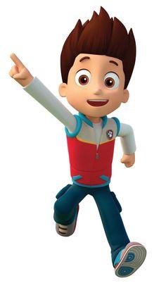 Зик Райдер герой из мультсериала «Щенячий патруль»