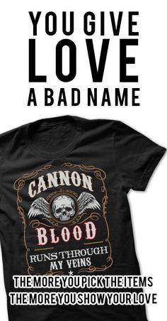 cannon blood Shirt