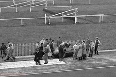 Aintree 200 .. 1954 .. BRM .. Ken Wharton.