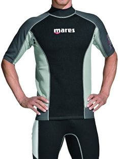 Mares Rash Guard Top - Mens Short Sleeve-M Mares https://www.amazon.com/dp/B003BORJWO/ref=cm_sw_r_pi_dp_lS9CxbT85A2EK