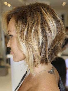 20 Best Brunette Bob Haircuts   Bob Hairstyles 2015 - Short Hairstyles for Women