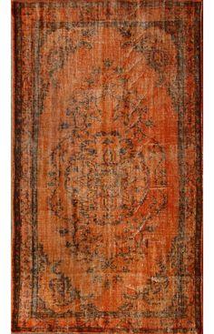 nuLOOM One of a kind vintage Turkish area rug