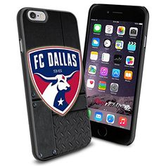 Soccer MLS FC Dallas LOGO SOCCER FOOTBALL , Cool iPhone 6 Smartphone Case Cover Collector iphone TPU Rubber Case Black Phoneaholic http://www.amazon.com/dp/B00WR26TH2/ref=cm_sw_r_pi_dp_XEhqvb1764BED
