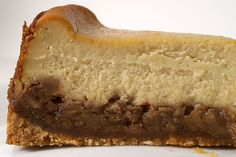 Pecan Pie Cheesecake combines two favorite desserts into one amazingly delicious dessert! @jlmchenry