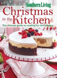 Been collecting these since the 1980s! Southern Living Christmas in the Kitchen: The Ultimate Guide to Cooking for the Holidays by Southern Living, http://www.amazon.com/dp/0848737369/ref=cm_sw_r_pi_dp_tW3oqb0N6DYJG