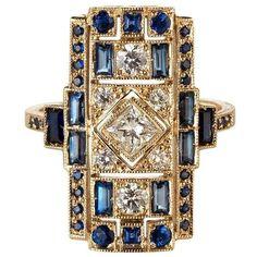 Straightforward Natural 5 X 7mm Intense Blue Sapphire & White Cz Earrings 925 Silver Sterling Fine Earrings
