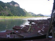 Vietnam, north of Hanoi