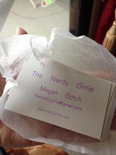 The Nerdy Girlie: My FAV NERD moments of 2012
