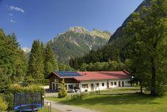 Camping Vorderboden Mittelberg Oostenrijk op Zoover
