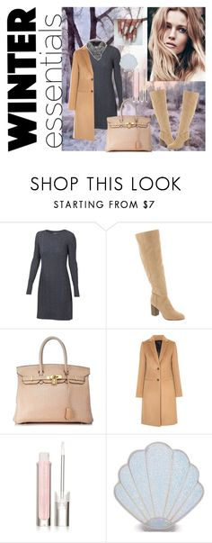 """""""Winter #2"""" by dzemkaa-halilovic ❤ liked on Polyvore featuring beauty, Circus by Sam Edelman, Hermès, Joseph, Physicians Formula, Sugar Thrillz and Dolce&Gabbana"""