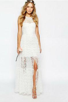 ASOS lanza su nueva colección de vestidos de novia para esta primavera verano 2016.  #Modalia | http://www.modalia.es/negocios/tiendas/asos/10599-asos-vestidos-novia-primavera-verano-2016.html  #asos #novia #wedding