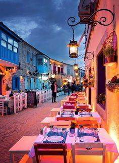 Cesme, Izmir, Turkey - Which City to Travel Turkey Destinations, Travel Destinations, Places To Travel, Places To Visit, Turkey Travel, Turkey Tourism, Turkey Europe, Pub Crawl, Istanbul Turkey