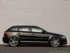 Audi Sportback, A3 8p, Modified Cars, Audi A3, Custom Cars, Golf 4, Bmw, Vehicles, Track