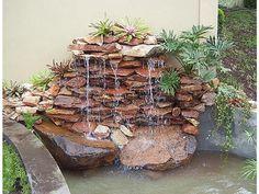 Fontes para jardim - Dicas | Construcaoedecoracaodejardins.com