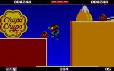 Zool - Atari ST - 1993