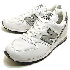 "new balance(ニューバランス)M996 ""MADE IN USA""レザーホワイト [靴・スニーカー・シューズ]【楽天市場】"