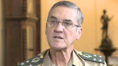 """"""" Nossa democracia não corre risco"""", diz Comandante do Exército - https://forcamilitar.com.br/2017/05/25/nossa-democracia-nao-corre-risco-diz-comandante-do-exercito/"""