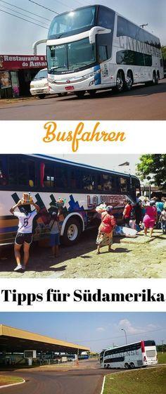 Mit dem Bus durch Südamerika Reisen 14 Tipps durch die ich jede Busfahrt besser überlebt habe.