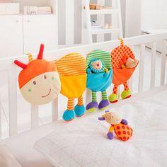 SOLINI Stoffspielzeug Raupe online bei baby-walz kaufen. Nutzen Sie Ihre Vorteile: mehr Auswahl, mehr Qualität, alle großen Marken und Modelle!