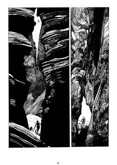 Sergio Toppi - Le sceptre de Muiredeagh (1998)