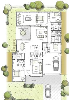 Sekisui Casuarina - if we had a big enough building envelope, I would have chosen this house. It is beautiful.