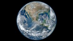 """Released in January of this year, NASA calls this update to the iconic """"Blue Marble"""" photograph """"the most amazing high-definition picture of Earth ever taken."""""""