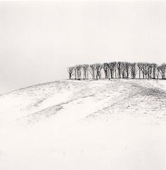Moorland Ridge - Michael Kenna