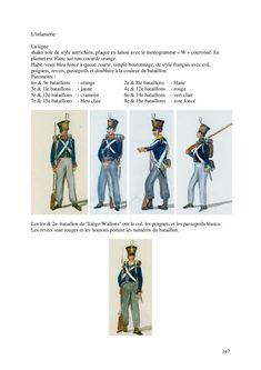 Belgo-néerlando-nassauviens de 1813 à 1815 - Page 3 Waterloo 1815, Hundred Days, Army Uniform, Arm Armor, Napoleonic Wars, Armors, Netherlands, Dutch, Colours