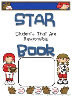 "I do a sports theme and make my students a ""play book"" to take from school to home each day.  I like this acronym instead!"