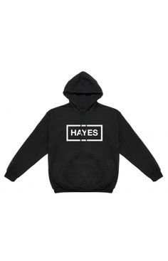 Hayes Grier Hayes Grier Hooded Sweatshirt - BLV Brands WANT!
