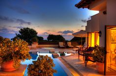 The breathtaking private villas at Aphrodite Hills provide a home from home environment that our clients love.